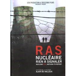 R.A.S. Nucléaire rien à signaler - DVD