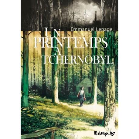 BD - Un printemps à Tchernobyl