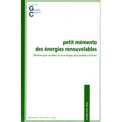 Brochure - Petit mémento des énergies renouvelables