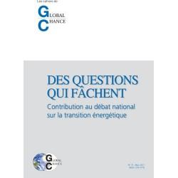 """Les cahiers de Global Chance """"Des questions qui fâchent"""""""