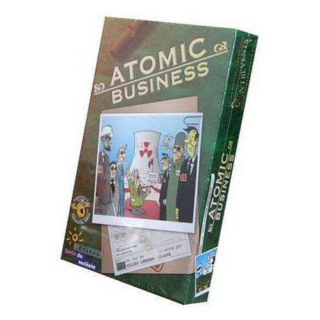Jeu - Atomic Business