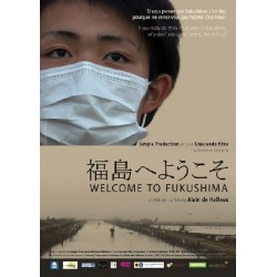 DVD - Welcome to Fukushima
