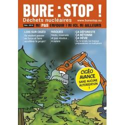 """Brochure """"BURE : STOP"""""""