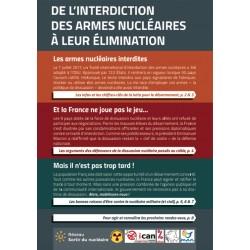 Brochure - De l'interdiction des armes nucléaires à leur élimination