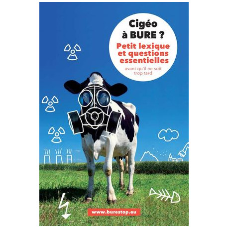 "Brochure ""Cigéo à Bure ?"""