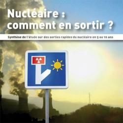 Brochure - Nucléaire, comment en sortir? - Synthèse