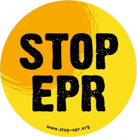 Autocollant  STOP EPR