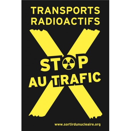 AFFICHE STOP TRANSPORT