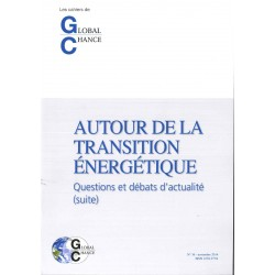 "Les cahiers de Global Chance ""Autour de la transition - suite"""