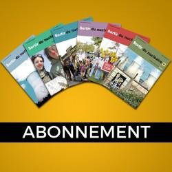 """Abonnement à  la Revue """"Sortir du nucléaire"""""""