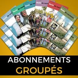 Abonnements groupés (à partir de 3)