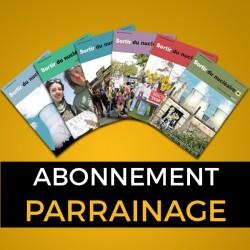 """Spécial parrainage - Abonnement d'un an à la Revue du Réseau """"Sortir du nucléaire"""""""