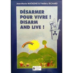 DVD Désarmer pour vivre !