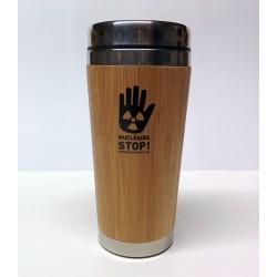 Mug Isotherme Bambou 410 ml