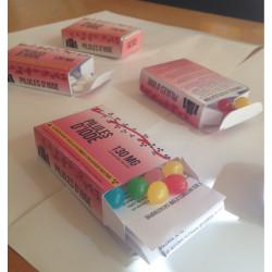 Boîte de pilules d'iode
